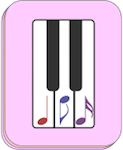 read piano notes